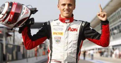 GP2 Series: Max Chilton conquista a pole em Monza