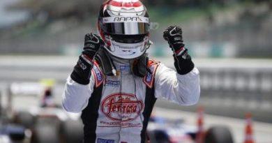 GP2 Series: Stefano Coletti vence a prova curta na Malásia
