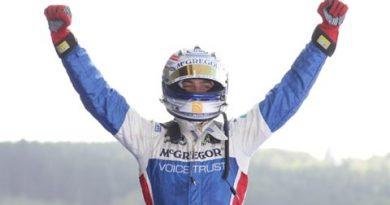 GP2 Series: Giedo Van der Garde vence pela segunda vez no ano