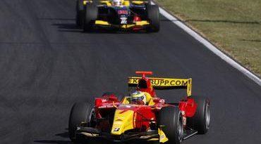 GP2 Series: Nico Hülkenberg vence em Hungaroring e amplia vantagem no campeonato