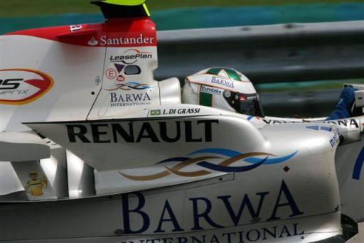 GP2 Series: Pole escapa de Lucas na última volta