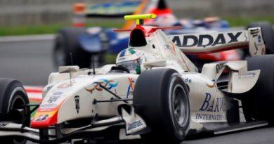 GP2 Series: Em dois fins de semana, Lucas já é 4º no campeonato