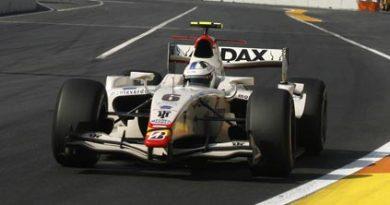 GP2 Series: Lucas Di Grassi vence em Valência