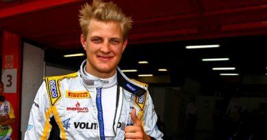 GP2 Series: Marcus Ericsson marca a pole em Barcelona