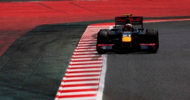 GP2 Series: Pierre Gasly marca a pole em Barcelona