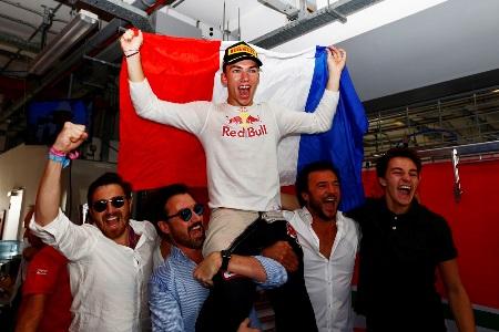 GP2 Series: Pierre Gasly é o Campeão de 2016