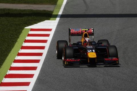 GP2 Series: Pierre Gasly marca a pole na Hungria