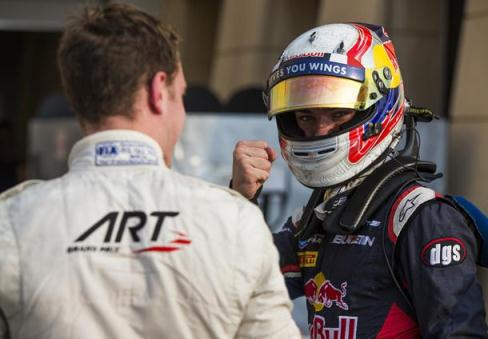 GP2 Series: Pierre Gasly marca a pole no Bahrain