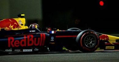 GP2 Series: Pierre Gasly marca a pole em Abu Dhabi