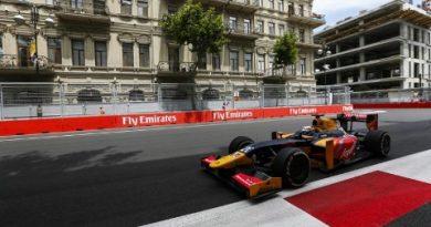 GP2 Series: Antonio Giovinazzi vence as duas provas em Baku