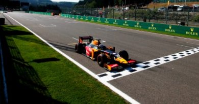 GP2 Series: Pierre Gasly e Antonio Giovinazzi vencem em Spa-Francorchamps