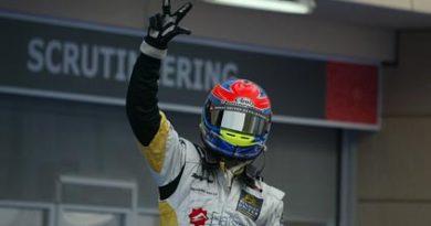 GP2 Asiática: Romain Grosjean é o primeiro campeão