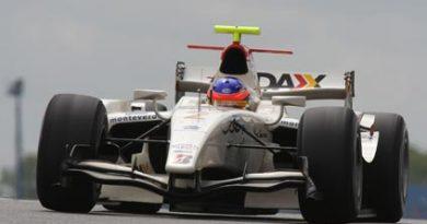 GP2 Series: Romain Grosjean sai na pole em Silverstone