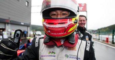GP2 Series: Com chuva, Rio Haryanto marca a pole em Spa