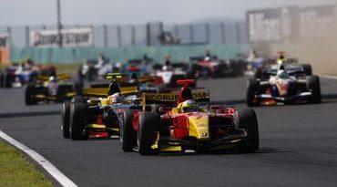 GP2 Series: Lucas volta ao pódio com 3º lugar em Hungaroring