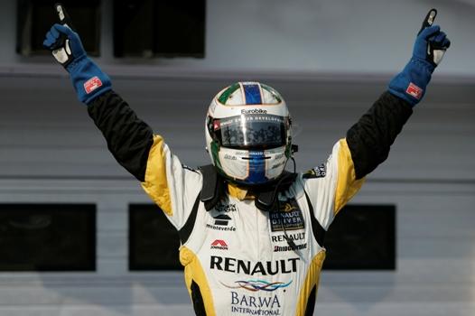 GP2 Series: Lucas Di Grassi vence na Hungria. Bruno Senna é 3º