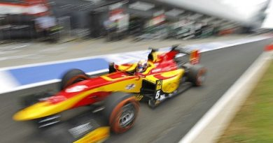 GP2 Series: Raffaele Marciello marca a pole em Silverstone