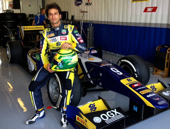 F1: Felipe Nasr é anunciado como piloto de testes da Williams