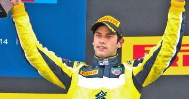 GP2 Series: Felipe Nasr vence pela primeira vez