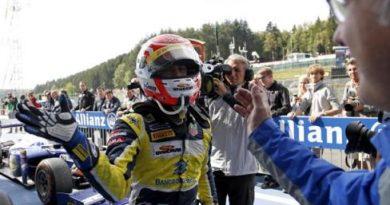 GP2 Series: Felipe Nasr vence pela quarta vez no ano