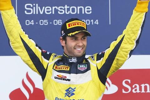 GP2 Series: Felipe Nasr vence em Silverstone