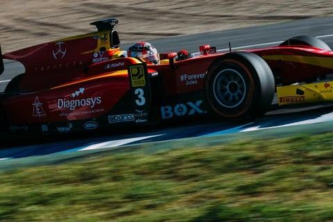 GP2 Series: Norman Nato marca a pole em Silverstone