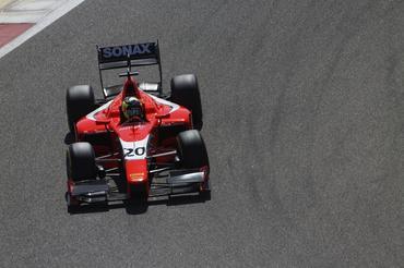 GP2: novo motor aumenta confiança de Negrão em Mônaco