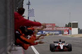 GP2 Series: Nico Hülkenberg vence e encosta em Romain Grosjean no campeonato