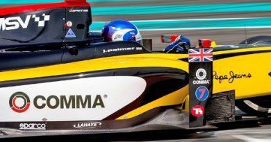 GP2 Series: Jolyon Palmer marca a pole no Bahrein