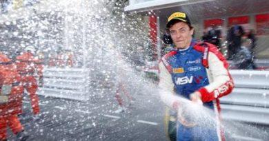 GP2 Series: Jolyon Palmer vence a segunda prova em Mônaco