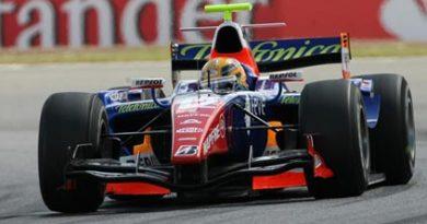 GP2 Series: Giorgio Pantano vence em Silverstone e amplia vantagem