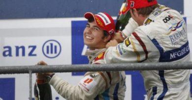 GP2: Sergio Pérez vence em Spa-Francorchamps