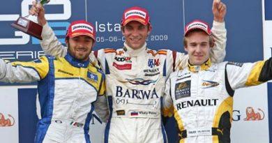 GP2 Series: Vitaly Petrov vence a primeira prova em Istambul