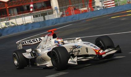 GP2 Series: Surpreendente vitória de Vitaly Petrov em Valência