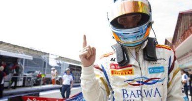 GP2 Series: Charles Pic marca a pole em Valência