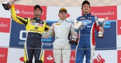 GP2 Series: Robin Frijns vence primeira prova em Barcelona