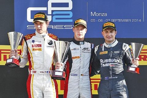 GP2 Series: Stoffel Vandoorne vence em Monza