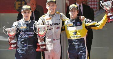GP2 Series: Jolyon Palmer vence em Mônaco