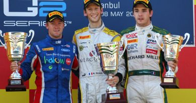 GP2 Series: Romain Grosjean vence na Turquia