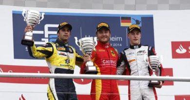 GP2 Series: Stefano Coletti vence na Alemanha