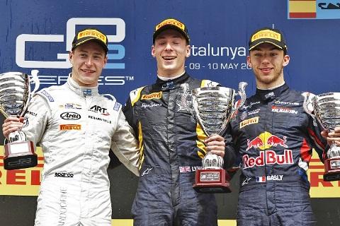 GP2 Series: Alex Lynn vence prova curta em Barcelona