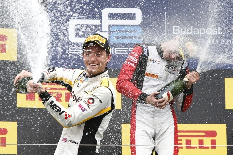 GP2 Series: Stoffel Vandoorne vence na Hungria