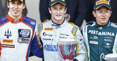 GP2: Em casa, Stephane Richelmi vence pela primeira vez