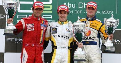 GP2 Asiática: Davide Valsecchi vence na abertura em Abu Dhabi