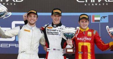 GP2 Series: James Calado vence em Abu Dhabi