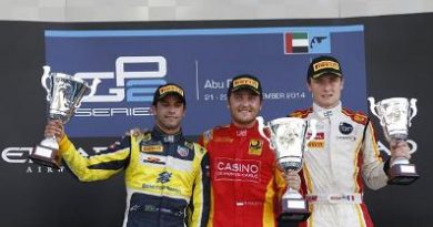 GP2 Series: Stefano Coletti vence a última prova do ano