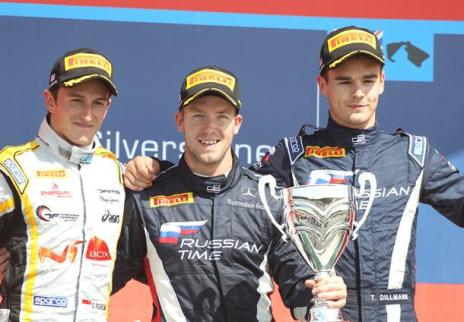 GP2 Series: Sam Bird vence em Silverstone