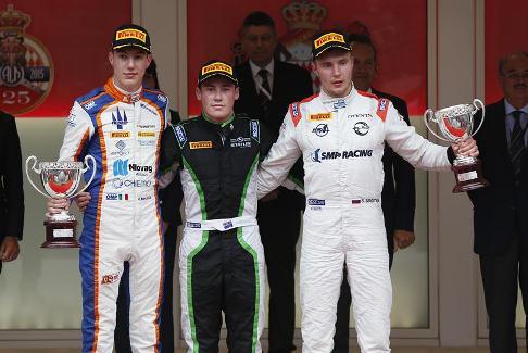 GP2 Series: Richie Stanaway vence pela primeira vez
