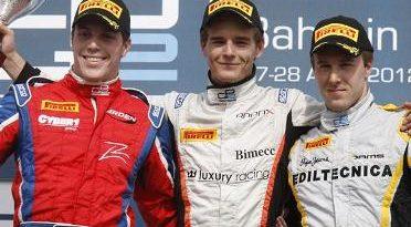 GP2 Series: Tom Dillmann vence no Bahrein