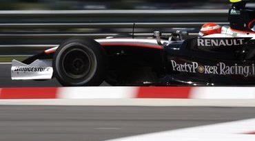 GP2 Series: Razia ganha três posições na largada, mas abandona após toque